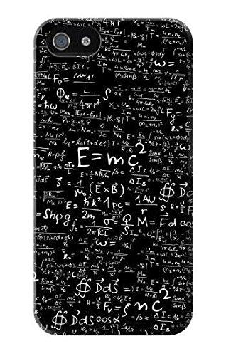 Mathematics Physics Blackboard Equation Case Cover Custodia per IPHONE 5 5S SE