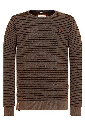Naketano Herren Sweater Indifference Of Good Men III Sweater