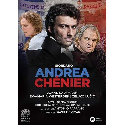 Andrea Chenier (Opera Completa)(Dvd)