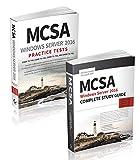 MCSA Windows Server 2016 Complete Certification Kit: Exam 70-740, Exam 70-741, Exam 70-742, and Exam 70-743