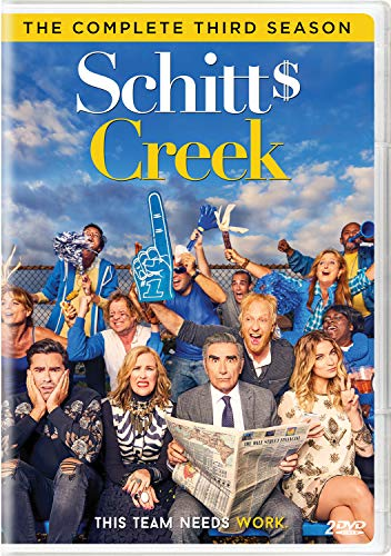 Schitt's Creek Season 3 DVD