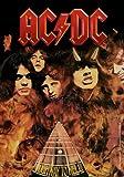empireposter AC/DC - Highway to Hell Musik Posterflaggen Fahne - Grösse 75x110 cm