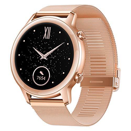 HONOR Smartwatch Magic Watch 2 42mm (hasta 2 Semanas de Batería, Pantalla Táctil AMOLED de 1.2