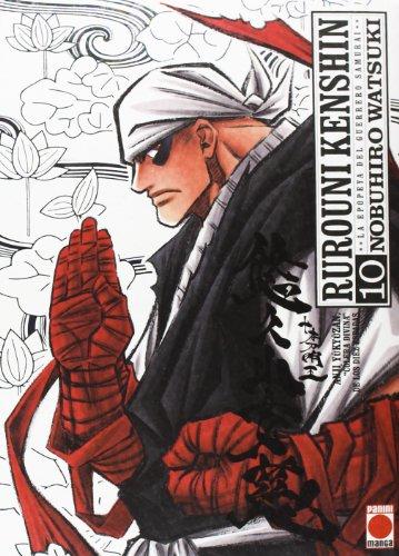 Rurouni Kenshin Integral - Número 10