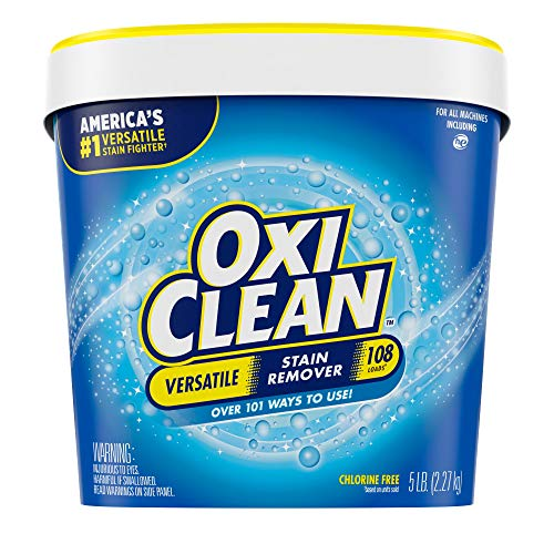 OxiClean Versatile Stain Remover Powder, 5 lbs.