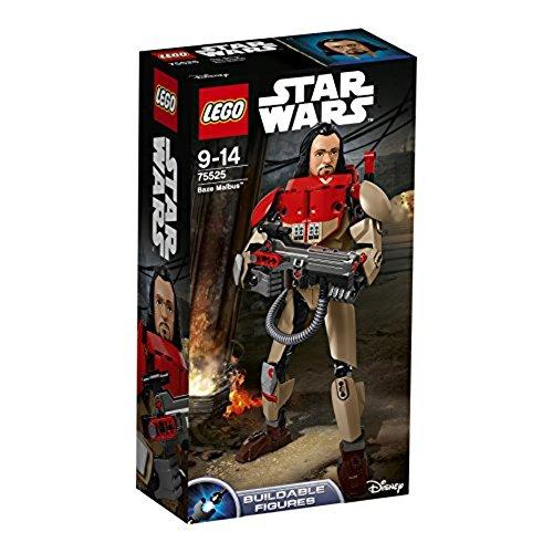 LEGO- Star Wars con straction Costruzioni Piccole Gioco Bambina, Multicolore, 75525