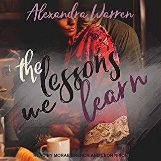 The Lessons We Learn audiobook cover art