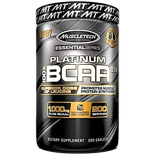 Bcaa Platinum (200 tabs), Muscle Tech