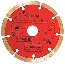 hexoutils hx24956 harde schijf diamantschijven, variabel, 230 mm