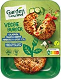 GARDEN GOURMET Veggie Burger Vegetariana Refrigerada, 200g