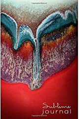 Sublime Journal: Sonora Red - Close Up Paperback