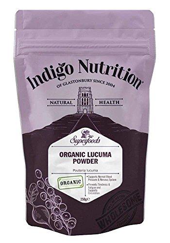 Indigo Herbs Bio Lucuma Pulver 250g