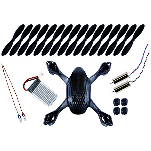 HUBSAN X4 Plus H107D + 720P HD Kamera FPV RC Quadcopter RTF