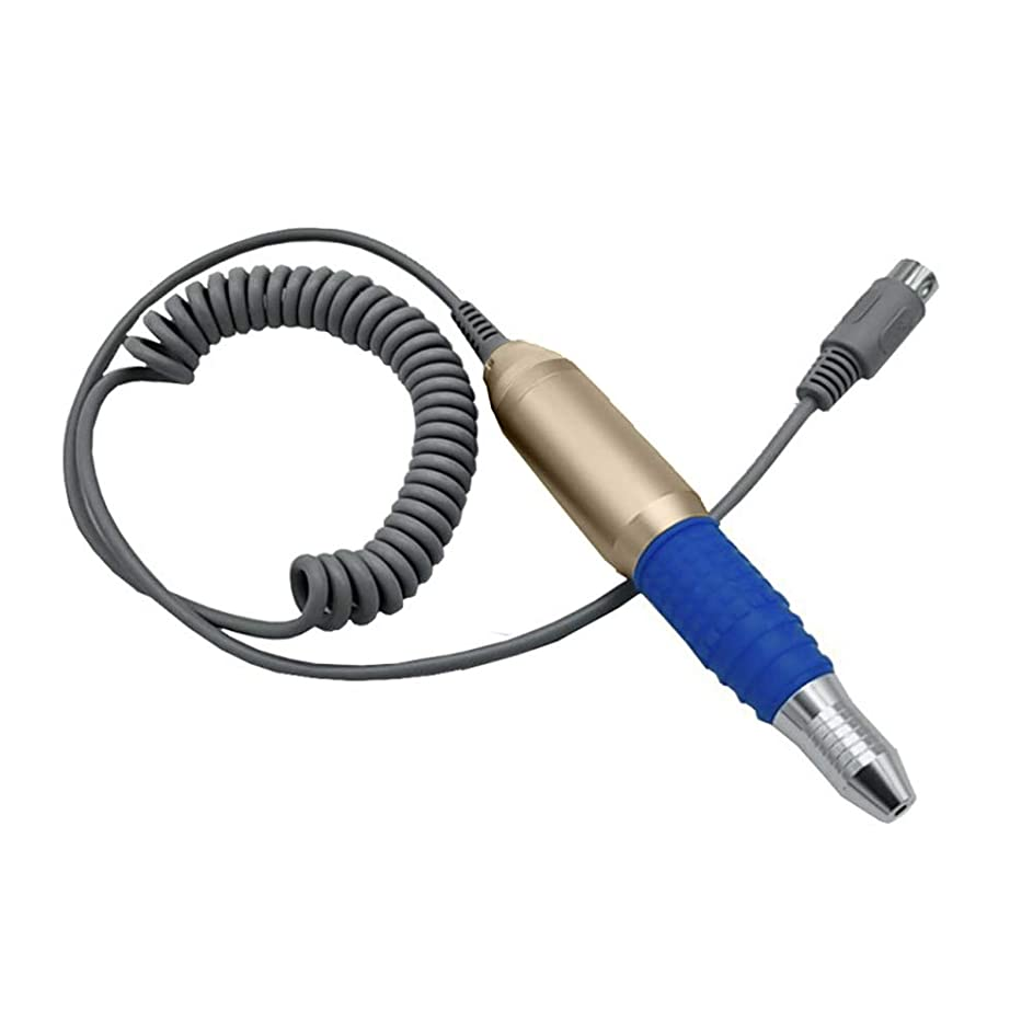 窒息させるマイクロ好ましいHealifty 美容ツール耐久性のある電気ネイルファイルネイルアートドリルマシンキットプロのネイルポリッシャーマニキュアネイルグレージング機でハンドル