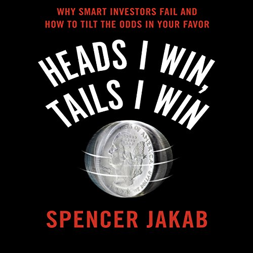Heads I Win, Tails I Win audiobook cover art