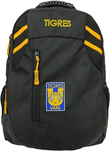 NUEVO Backpack-Mochila Negro Oficial Tigres UANL de ELT Sports