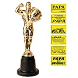 Bombo Statuetta Premio del papà