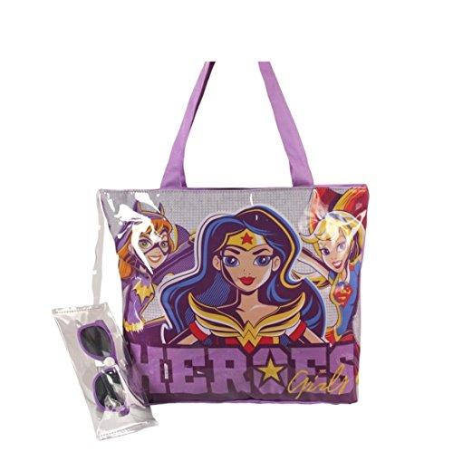 Bolso Playa DC Superhero Girls