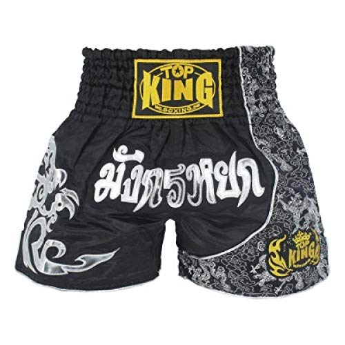 Männer Der Boxen Hosen Druck Shorts Kickboxen Kampf Grappling Kurz Tiger Muay Thai Boxing Shorts Kleidung Sanda -Tq1_L
