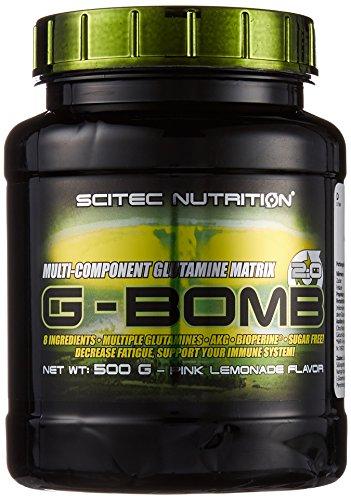 Scitec Nutrition G-bomb 2.0, Pink-Limonade, 1er Pack (1 x 500 g)