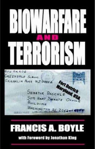 Biowarfare and Terrorism (English Edition) von [Francis A. Boyle]