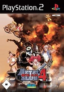 Metal Slug 4 (PS2) [PlayStation2] - Game [Importación Inglesa]