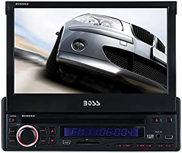 Amazon.com: BOSS Audio Systems BV9962 Audio CD DVD Receiver - Discontinued  by Manufacturer: Car ElectronicsAmazon.com