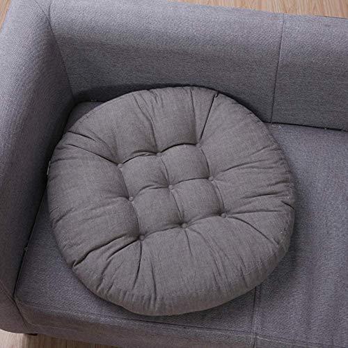 AYCYNI Seat Pads Premium Acolchado Acolchado tapizado para Acolchado tapizado cómodo de Oficina Cojín de algodón algodón algodón algodón Almohada 1-55x55x10cm,Estilo5,55x55x10c.
