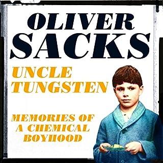 Uncle Tungsten                   Autor:                                                                                                                                 Oliver Sacks                               Sprecher:                                                                                                                                 Jonathan Davis                      Spieldauer: 10 Std. und 43 Min.     1 Bewertung     Gesamt 5,0