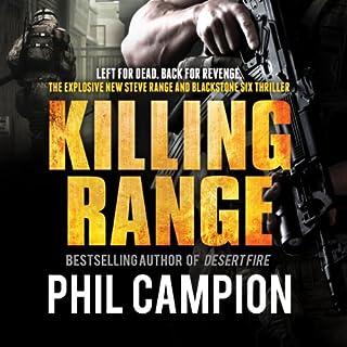 Killing Range cover art