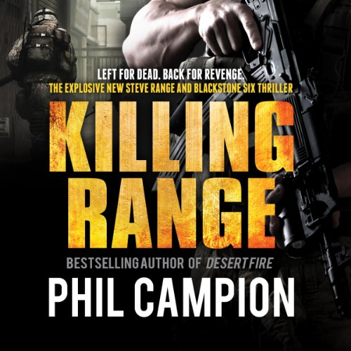 Killing Range cover art