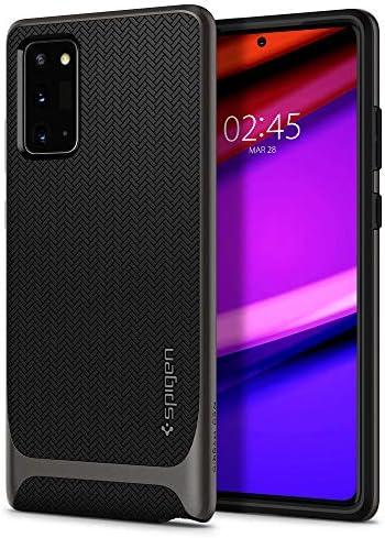 Spigen Neo Hybrid Designed for Samsung Galaxy Note 20 Case 2020 Gunmetal product image