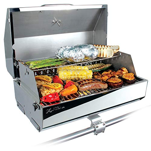 Kuuma 316 Elite Gas Grill44; 316 Sq. In Cooking Area