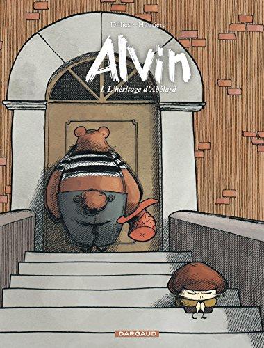 Alvin - tome 1 - L'héritage d'Abélard