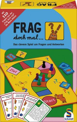 Schmidt Spiele - Die Maus, Frag doch mal die Maus!