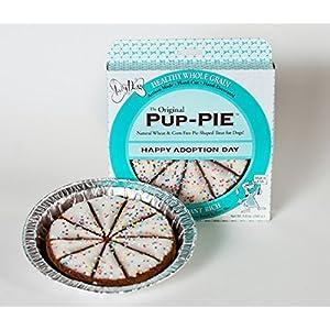 Lazy Dog Cookie Company Original Pup-Pie Dog Treat Cakes