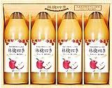 ドウシシャ 青森県津軽産りんごジュース100% AJH30C