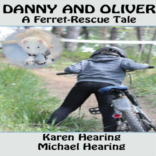 Danny and Oliver audiobook cover art