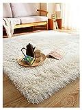 William 337 Rug. Alfombra Alfombra de Felpa Smooth Delicada sencillez Color sólido de la Piel Ambiente Confortable Sala de Estar Dormitorio Mirador decoración del hogar (Size : 1.6 * 2.3m)