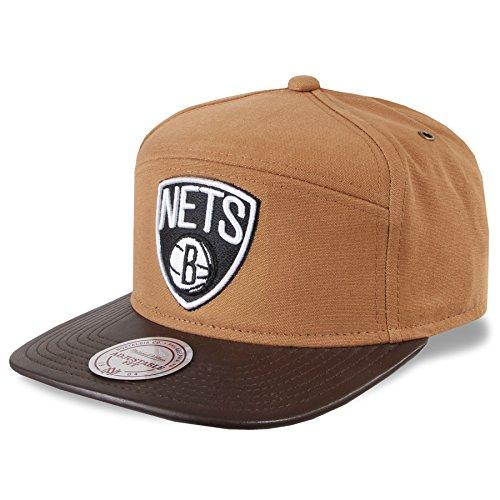 Mitchell & Ness Snapback Cap Brooklyn Nets #D25