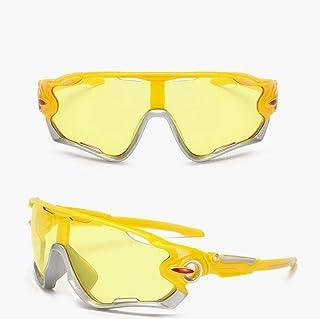 NHGFP 2020 Gafas Ciclismo equitación Gafas de Sol Gafas de Sol Deportivas de Las Mujeres de Bicicletas Aire Libre Que Monta Gafas de Sol polarizadas (Color : Q13)