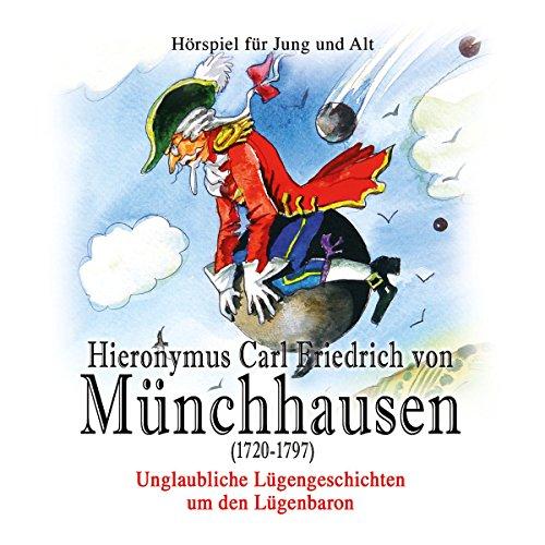 Hieronymus Carl Friedrich von Münchhausen Titelbild