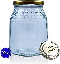 Frasco de vidrio conservas 8 par 244 ml Pack 38 u.