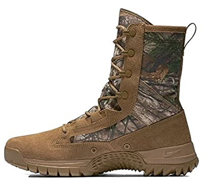 """Nike SFB 8"""" Boot Field Real Tree Camouflage 845167 990 Size 11.5"""