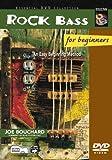 Rock Bass for Beginners (National Guitar Workshop's for Beginners)
