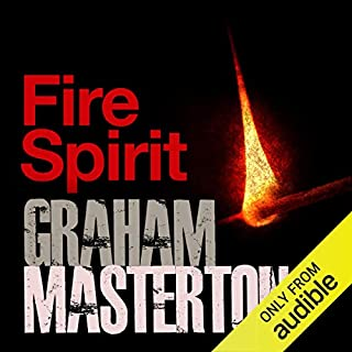 Fire Spirit                   By:                                                                                                                                 Graham Masterton                               Narrated by:                                                                                                                                 Stephanie Cannon                      Length: 9 hrs and 22 mins     6 ratings     Overall 3.8