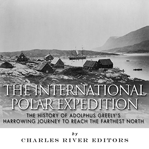 The International Polar Expedition audiobook cover art