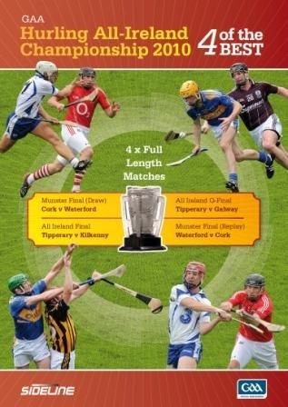 GAA HURLING ALL IRLAND Championship 2010 - 4 de los mejores