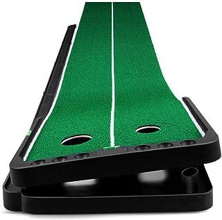 THANKO 苦手なラインを克服「フリーアングルパターマット」 CIGPAATM 【 ゴルフ練習器具 自動返球 角度 傾斜 調整 パット パター 】