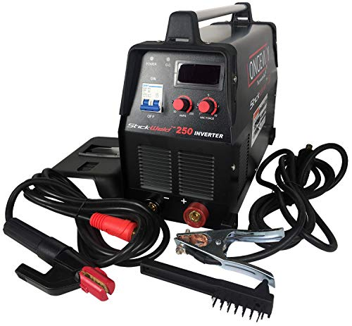 LONGEVITY 250 E6010 Capable 250 Amp DC Inverter Welder